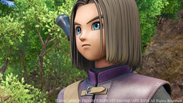 Скриншоты Dragon Quest XI Dragon Quest XI: In Search of Departed Time